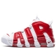 "Кроссовки Nike Air More Uptempo ""White/Red"""