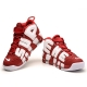 "Кроссовки Nike Air More Uptempo Supreme ""Dark Red"""