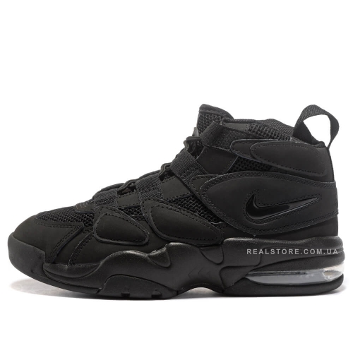 "Кроссовки Nike Air Max 2 Uptempo ""All Black"""