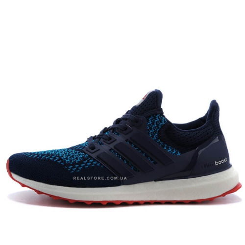 "Кроссовки Adidas Ultra Boost 1.0 ""Navy/White"""
