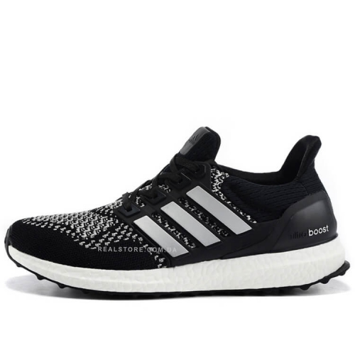 "Кроссовки Adidas Ultra Boost 1.0 ""Core Black"""