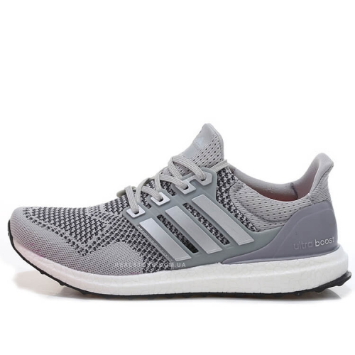 "Кроссовки Adidas Ultra Boost 1.0 ""Grey/White"""