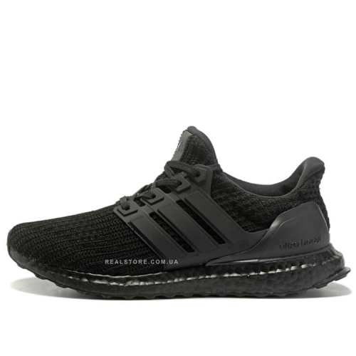 "Кроссовки Adidas Ultra Boost 4.0 ""All Black"""