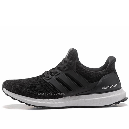 "Кроссовки Adidas Ultra Boost 4.0 ""Black/White"""