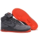 "Кроссовки Nike Air Force 1 Mid VT PRM ""Grey/Red"""
