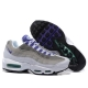 "Кроссовки Nike Air Max 95 ""White/Grey/Purple"""