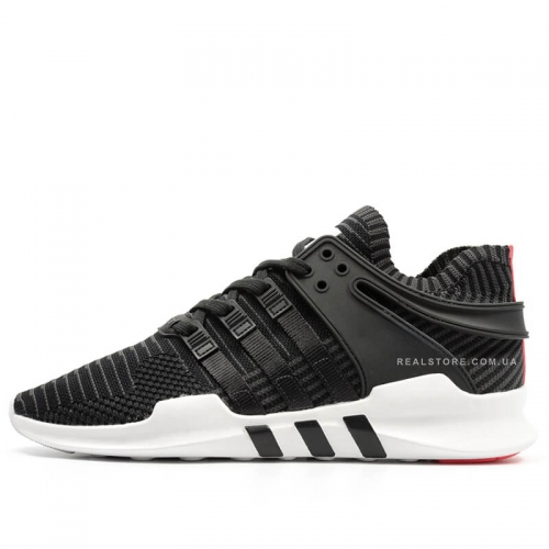 "Кроссовки Adidas EQT Support ADV PK ""Black/Grey"""