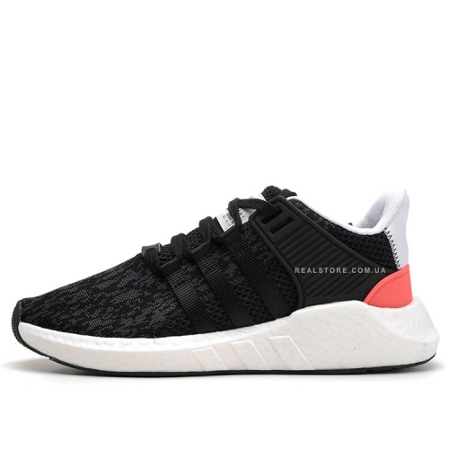 "Кроссовки Adidas EQT Support 93/17 Boost ""Black/Red"""