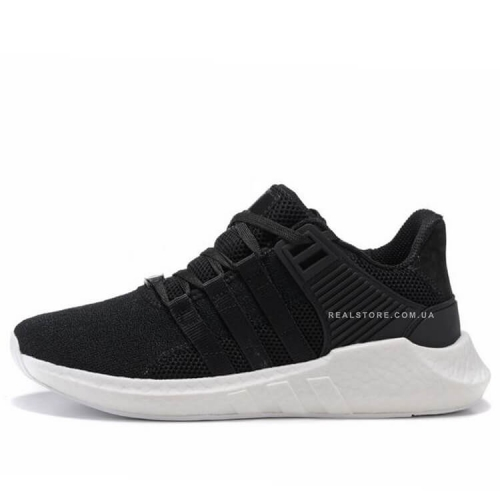 "Кроссовки Adidas EQT Support 93/17 Boost ""Black/White"""