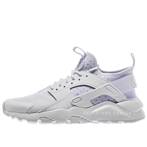 "Кроссовки Nike Air Huarache Run Ultra ""All White"""