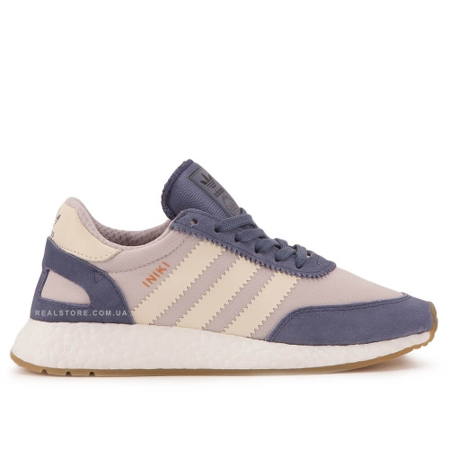 "Кроссовки Adidas Iniki Runner Boost ""Purple/White"""