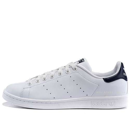 "Кроссовки Adidas Stan Smith Leather ""White/Black"""