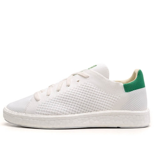 "Кроссовки Adidas Stan Smith Primeknit Boost ""White/Green"""