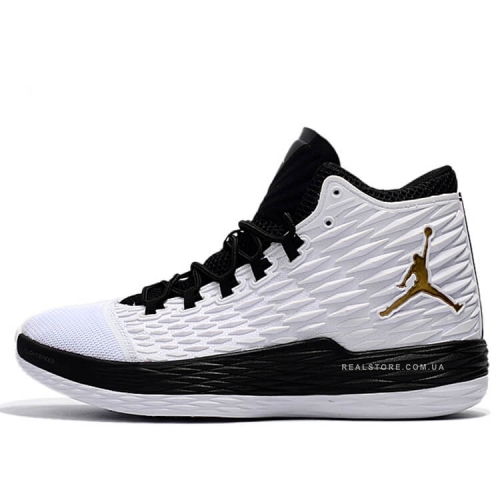 "Кроссовки Nike Air Jordan Melo 13 ""White/Black"""