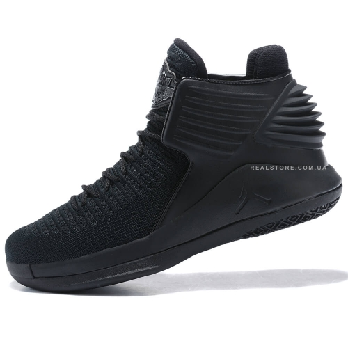"Кроссовки Nike Air Jordan 32 ""All Black"""