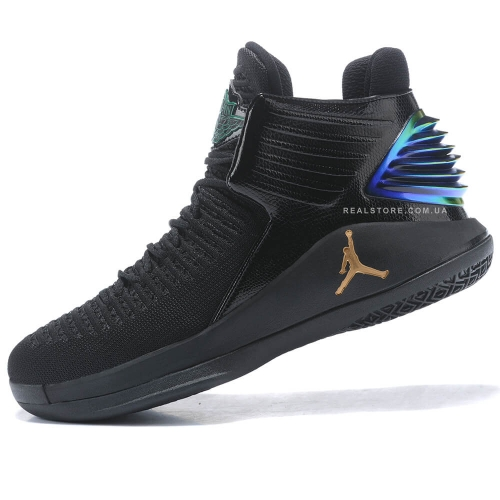 "Кроссовки Nike Air Jordan 32 ""Core Black"""