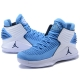 "Кроссовки Nike Air Jordan 32 ""Light Blue"""