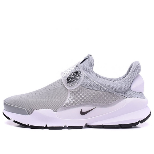 "Кроссовки Nike Sock Dart ""Grey/White/Black"""