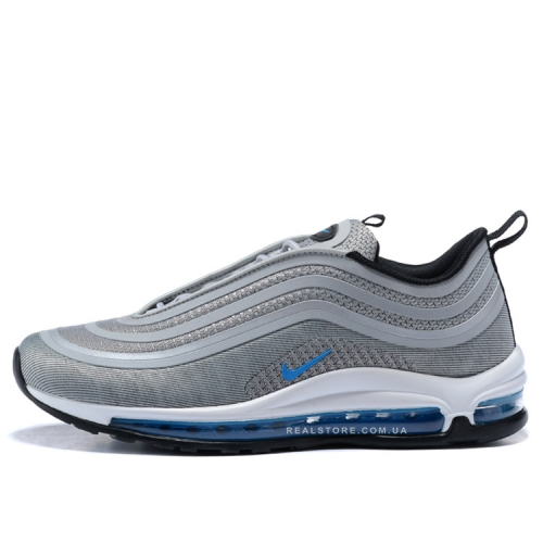 "Кроссовки Nike Air Max 97 Ultra ""Grey/Blue"""