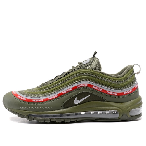 "Кроссовки Nike Air Max 97 x Undefeated ""Green"""