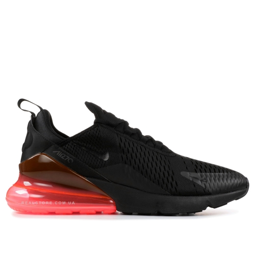 "Кроссовки Nike Air Max 270 ""Black/Hot Punch"""