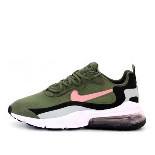 Кроссовки  Nike Air Max 270 React Green