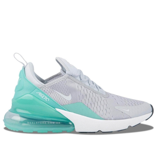 "Кроссовки Nike Air Max 270 ""Grey/Mint"""