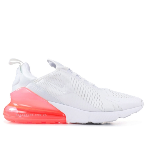 "Кроссовки Nike Air Max 270 ""White/Hot Punch"""