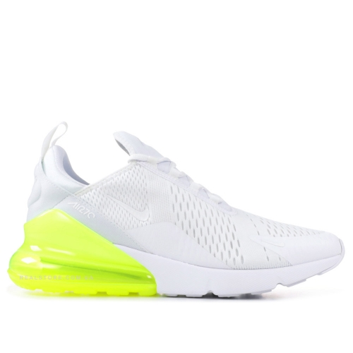 "Кроссовки Nike Air Max 270 ""White/Volt"""