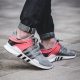 "Кроссовки Adidas Equipment Support ADV ""Grey/Turbo Red"""