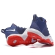 "Кроссовки Nike LeBron Ambassador 9 ""Blue/White/Red"""