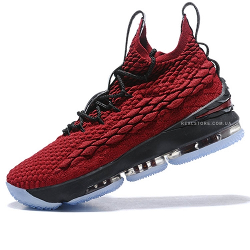 "Кроссовки Nike LeBron 15 ""Bordeaux/Ice"""