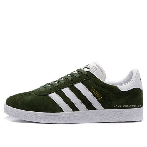 "Кроссовки Adidas Gazelle ""Green/White"""