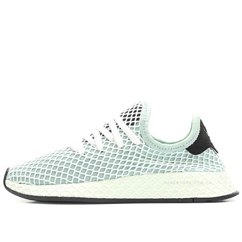 "Кроссовки Adidas Deerupt Runner ""Mint/White"""
