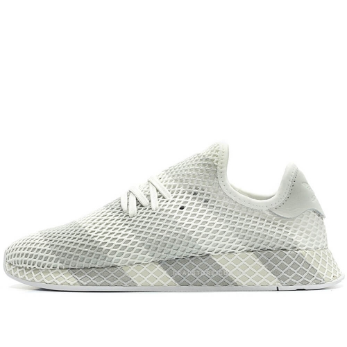 "Кроссовки Adidas Deerupt Runner ""White/Grey"""