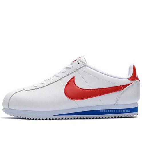 "Кроссовки Nike Classic Cortez ""White/Red/Blue"""